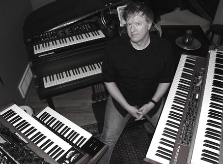 SPOTLIGHT - Chris Malmgren's musical methods, equipment and journey.