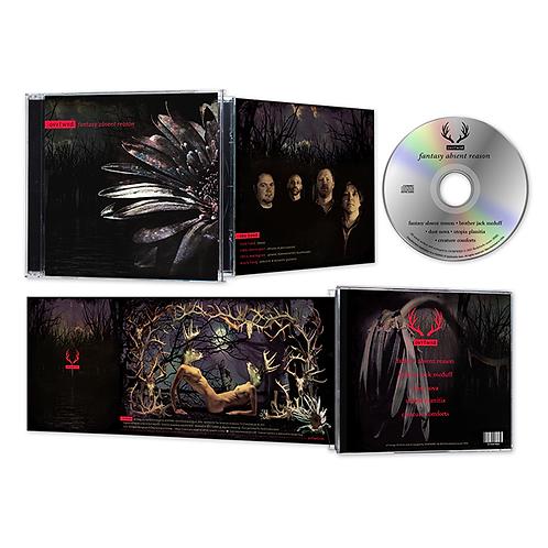 Fantasy Absent Reason - CD
