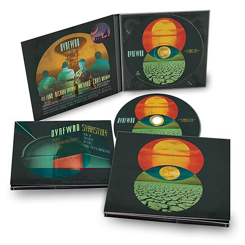 STARSTUFF - CD DigiPak