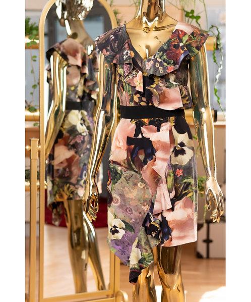 Valance dress