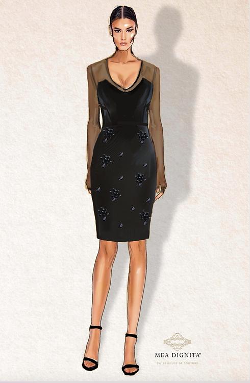 Body-con short dress