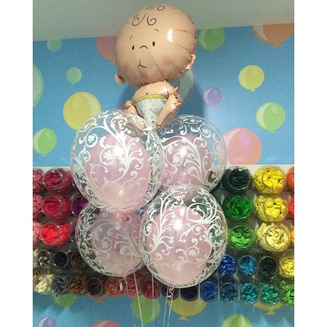 Saindo um lindo Bouquet de Maternidade para uma fofura que vai nascer hoje!💗💗💗 Esses e outros lin