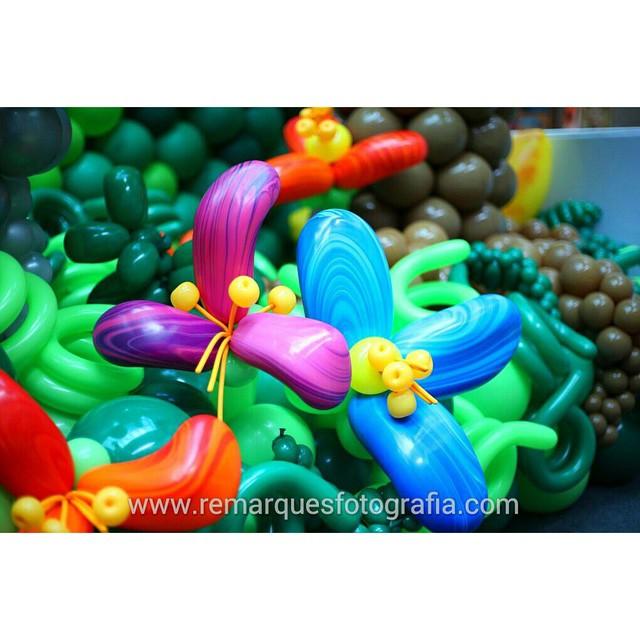 08🎈 Venha conferir nossa arte com balões, fechar contrato e con