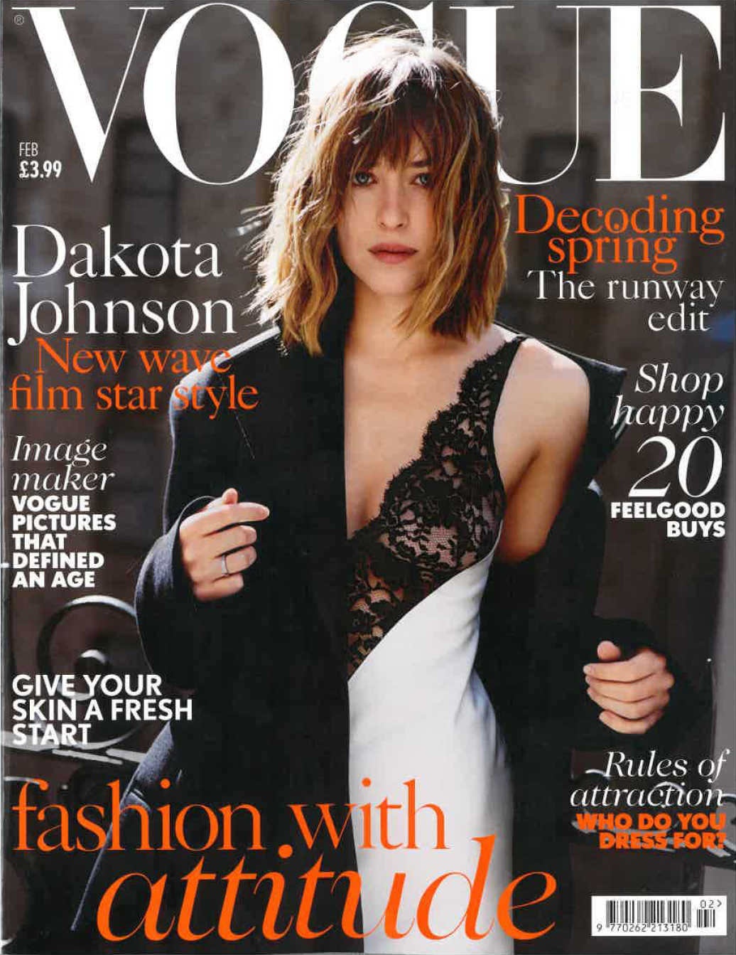 Vogue Feb 2016