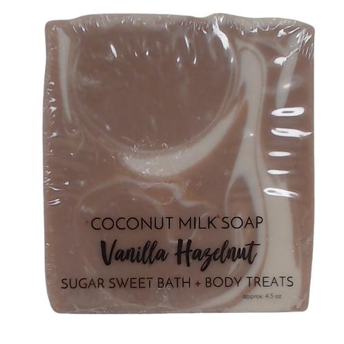Vanilla Cream Hazelnut Coconut Milk Bar