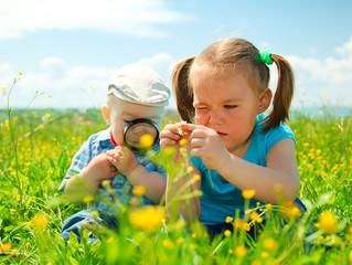 Prophetic Children & Nature