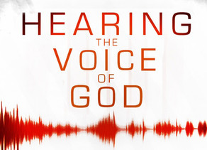 4 Keys to Hearing the Voice of God