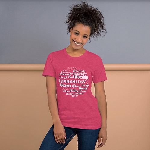 iProphesy Short-Sleeve Unisex T-Shirt