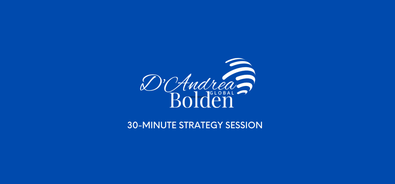 30-MINUTE STRATEGY SESSION