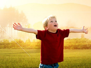 6 Ways to Prepare Children to Receive the Baptism of the Holy Spirit