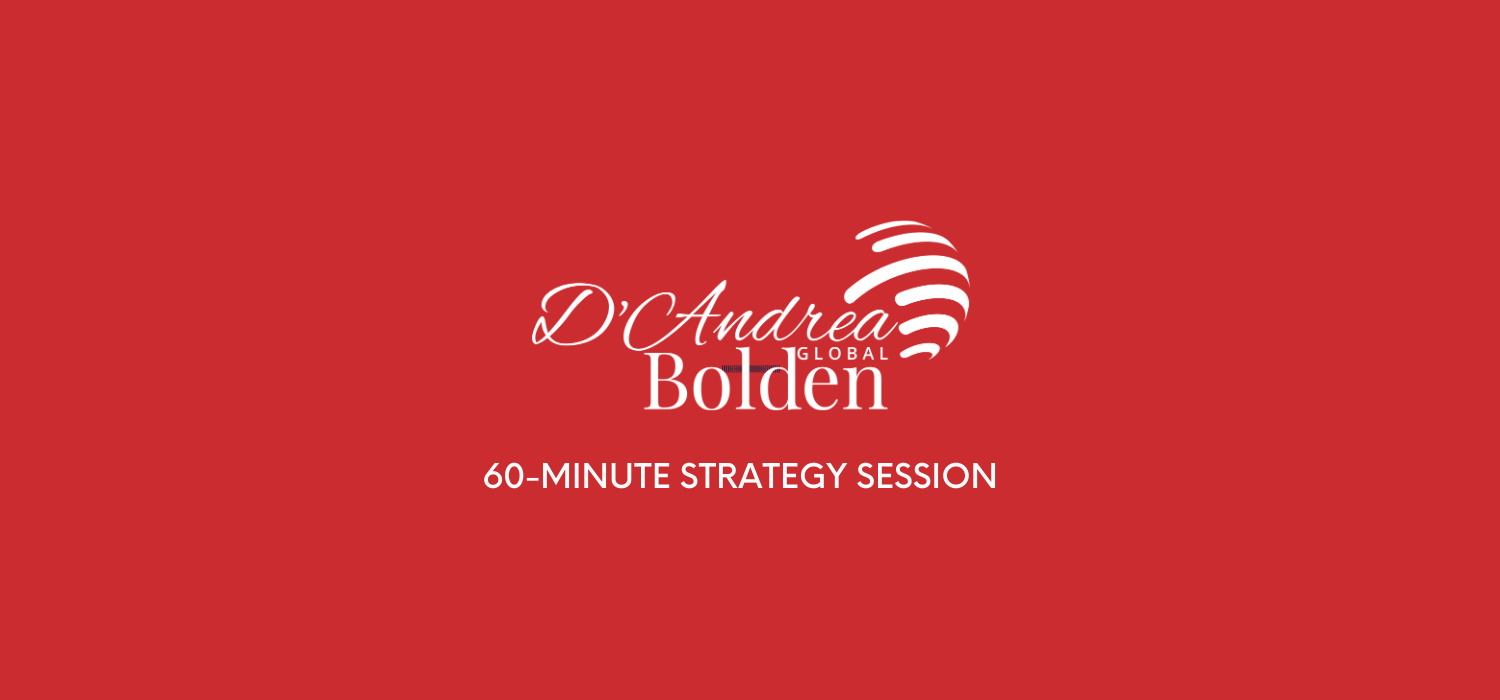 60-MINUTE STRATEGY SESSION