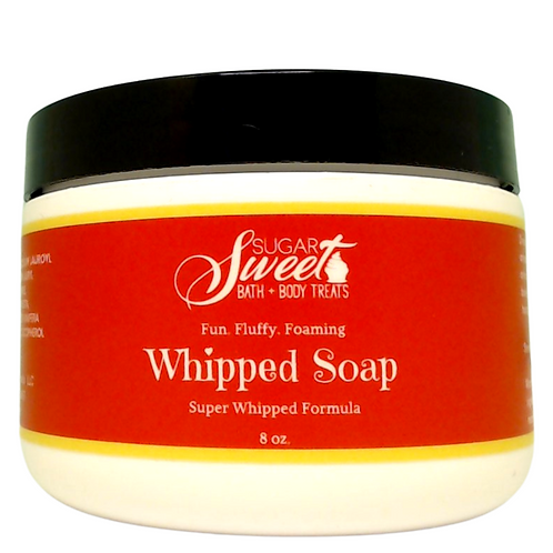 Whipped Soap 8oz
