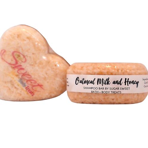 Oatmeal Milk + Honey - Shampoo Bars