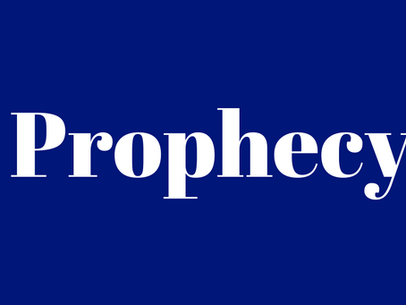 3 Reasons You Might Be Receiving the Same Prophetic Word