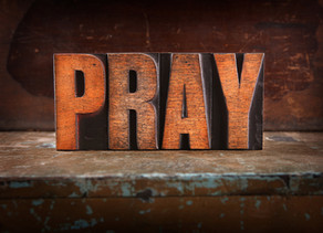 2017: THE YEAR OF THE INTERCESSOR