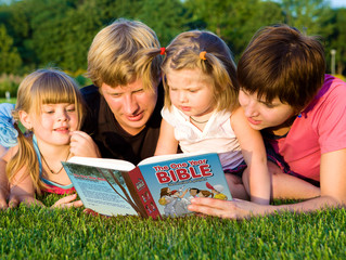 3 Reasons to Invest in the Spiritual Development of Your Children