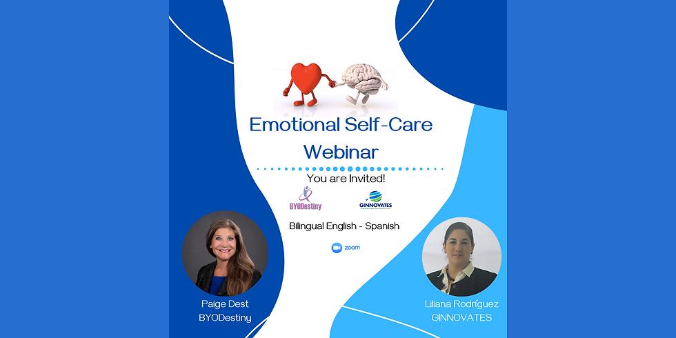 Emotional Self-Care Webinar