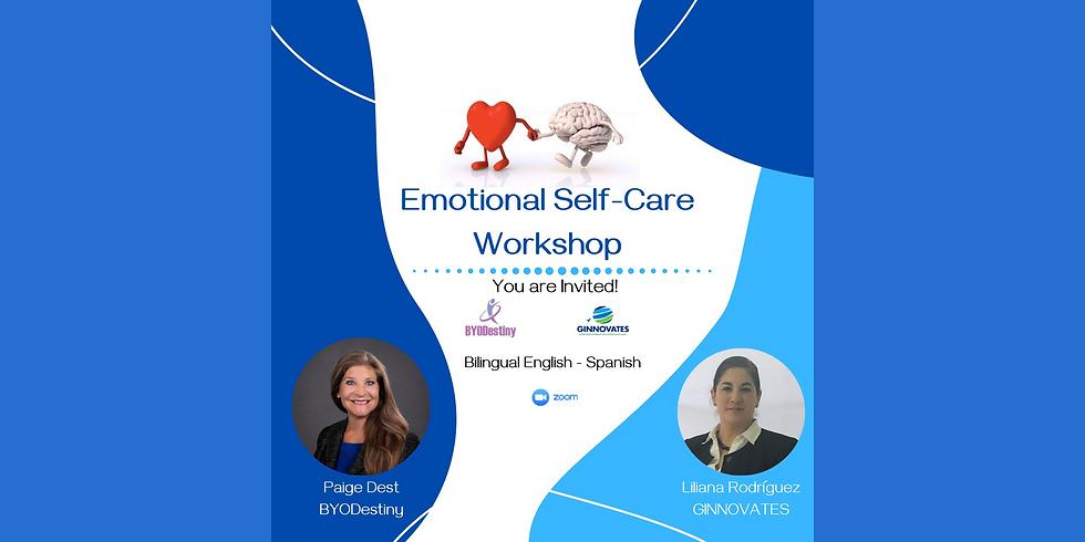 Emotional Self-Care Workshop