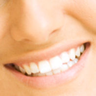 大きな笑顔