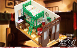 Cubicle Apartment