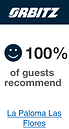 Orbitz Guests Recommended Award