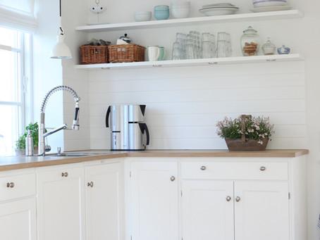 Case: Et nyt moderne klassisk køkken til patriciervilla