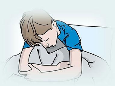 El duelo infantil: ¿cómo afrontarlo?