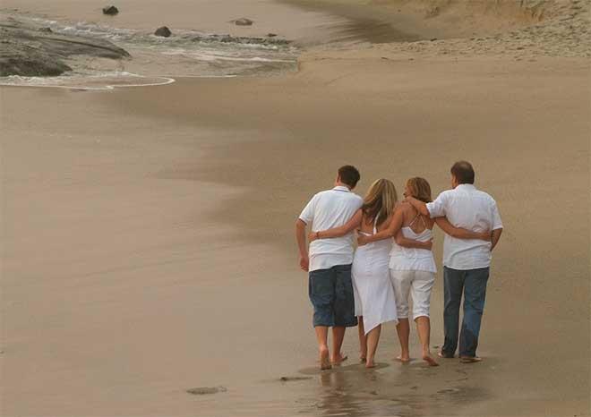 La familia y los amigos, el mejor apoyo