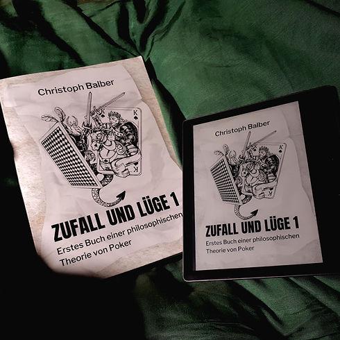 Zufall und Lüge 1 ist als Taschenbuch und Ebook erhältlich.