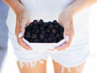 Y.V.Fresh Blackberries