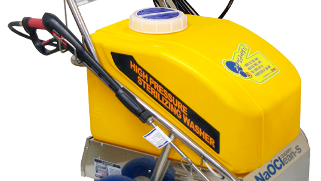 NaOClean DES WA50 Self-Contained Generator/Pressure Washer
