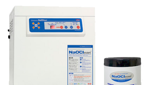 NaOClean DES 10K Commercial High-Output