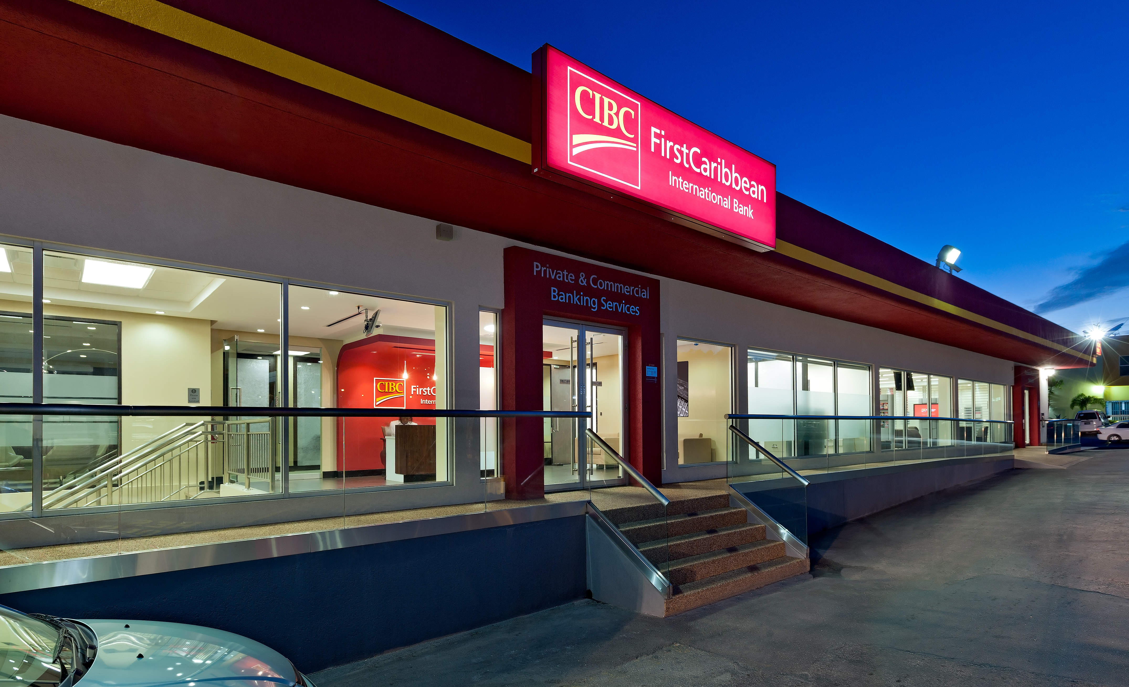 CIBC FIRST CARIBBEAN INT'L BANK