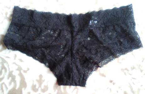 #11 Black lace + your option