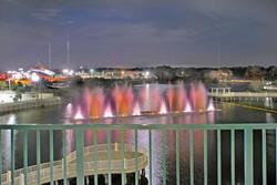 Nightly Fountain Show