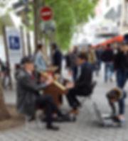 Jazz by Pompidou Center Le Cavalier Bleu