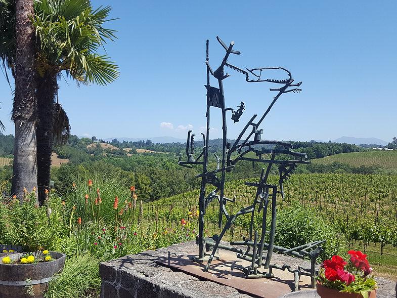 Sonoma iron horse sculpture.jpg