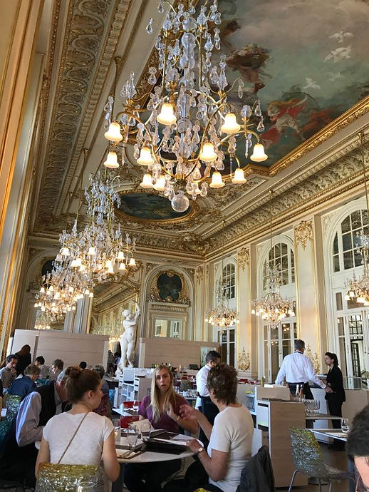 musee d'orsay restaurant 2 - anne o'dell