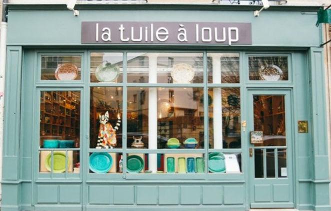 Tuile-a-loup-shopping-paris-online photo