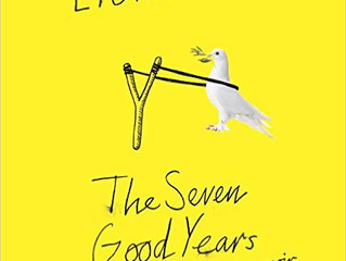 A few things you didn't know about Etgar Keret's memoir The Seven Good Years.
