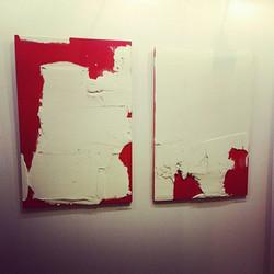 beton rouge blanc