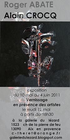 Invitation A CROCQ 2011
