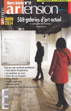 artension galeries 2014