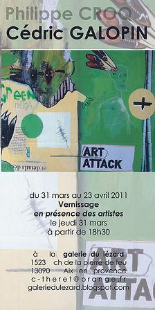 Invitation C GALOPIN  2011