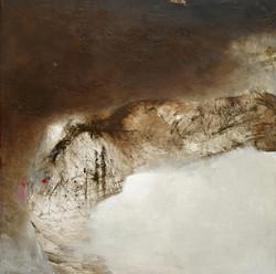 Malmezat 80x80 - Abstraction lyrique 719