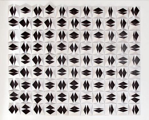 Pierre VALLAURI 'Variation reliefs optiques'