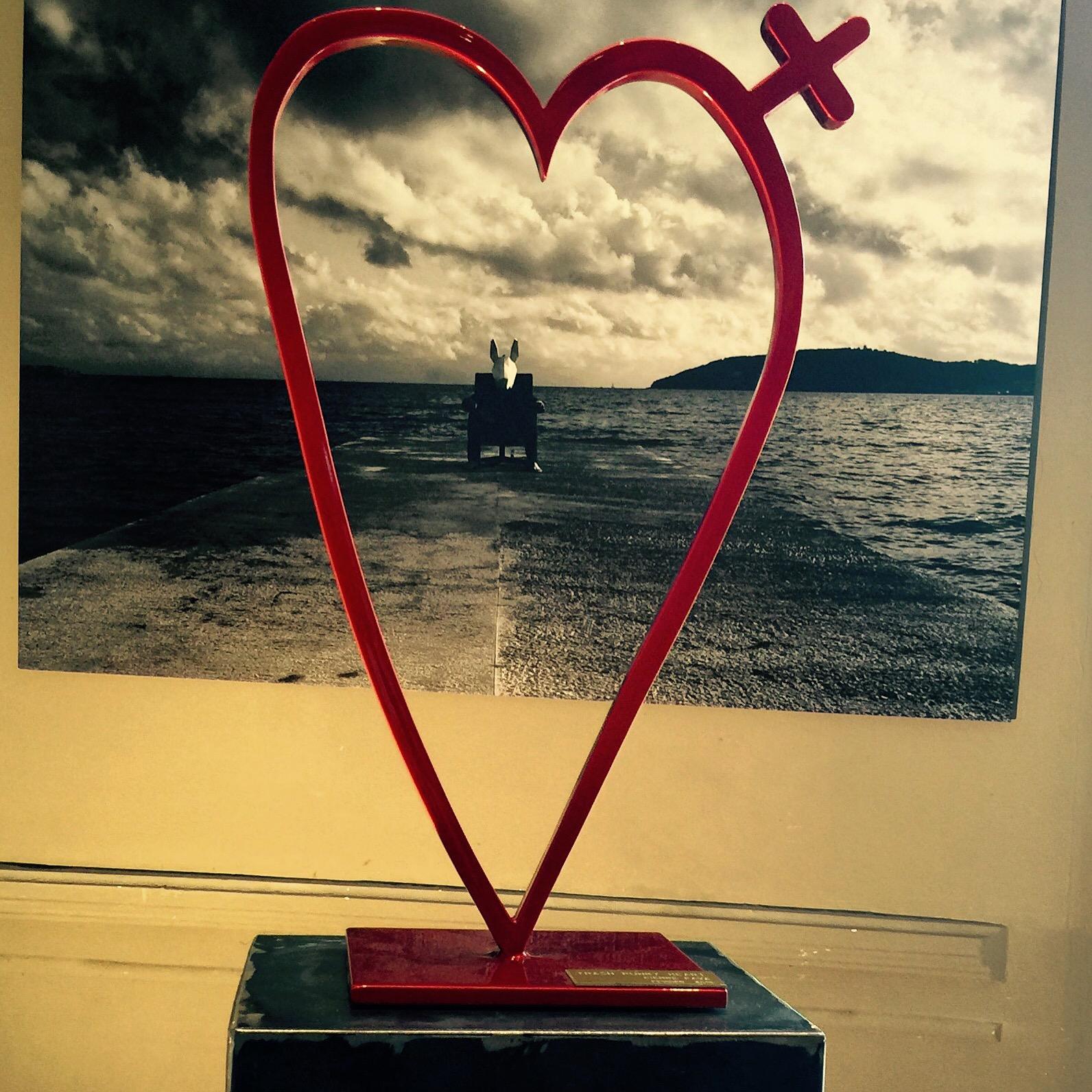 P FAVA Punky heart
