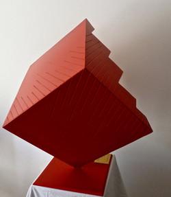 P FAVA cube rouge