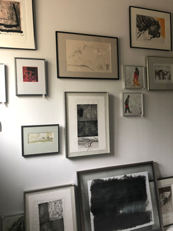Mur gravures