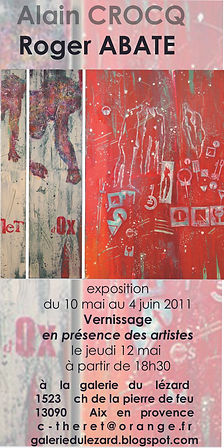 Invitation R ABATE  2011